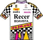 Recer - Boavista 1997 shirt
