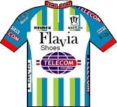 Telecom - Flavia 1997 shirt