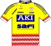 Aki - Safi 1997 shirt