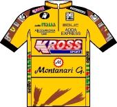 Kross - Montanari - Selle Italia 1997 shirt