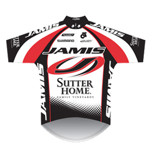 Jamis - Sutter Home 2011 shirt