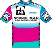Team Nürnberger 1997 shirt