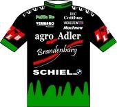 Agro - Adler - Brandenburg 1997 shirt