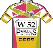 Paredes Movel - W52 1997 shirt