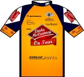 Linda McCartney Racing Team 1999 shirt