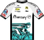 Mercury Cycling Team 1999 shirt