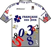 Francaise des Jeux 1999 shirt