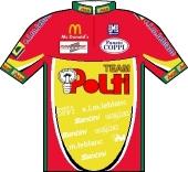 Team Polti 1999 shirt