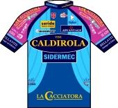 Vini Caldirola - Sidermec 1999 shirt