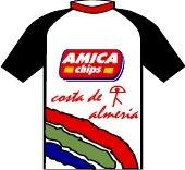 Amica Chips - Costa de Almeria 1999 shirt