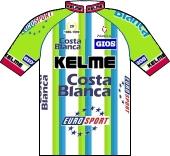 Kelme - Costa Blanca 1999 shirt