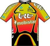 Lotto - Mobistar 1999 shirt