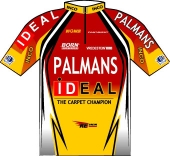 Palmans - Ideal 1999 shirt