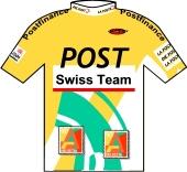 Post Swiss Team 1999 shirt