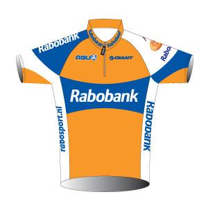 Rabobank Continental Team 2011 shirt