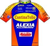 Cantina Tollo - Alexia Alluminio 1999 shirt