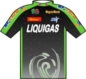 Liquigas 1999 shirt