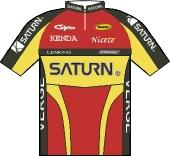 Saturn Cycling Team 1999 shirt