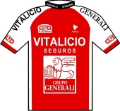 Vitalicio Seguros - Grupo Generali 1999 shirt