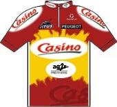 Casino - Ag2R 1999 shirt