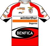 Sport Lisboa e Benfica - Winterthur 1999 shirt