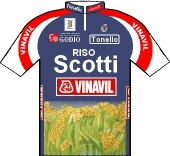 Riso Scotti - Vinavil 1999 shirt