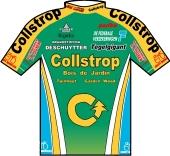Collstrop - De Federale Verzekeringen 1999 shirt