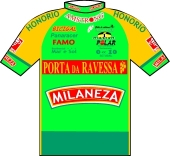 Porta da Ravessa - Milaneza 1999 shirt