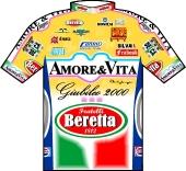 Amore & Vita - Giubileo 2000 - Beretta 1999 shirt