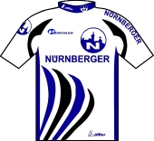 Team Nürnberger 1999 shirt