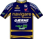 Navigare - Gaerne 1999 shirt