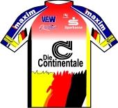 Die Continentale - Olympia 1999 shirt