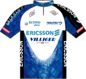 Team Ericsson - Villiger 1999 shirt