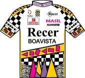 Recer - Boavista 1999 shirt
