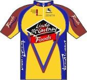 Linda McCartney Racing Team 2000 shirt