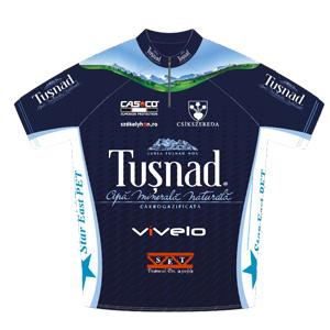 Tusnad Cycling Team 2011 shirt