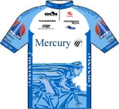 Mercury Cycling Team - Mannheim Auctions 2000 shirt