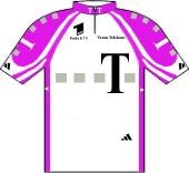 Team Deutsche Telekom 2000 shirt