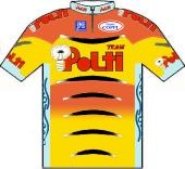 Team Polti 2000 shirt