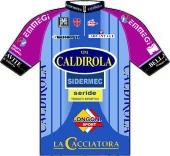 Vini Caldirola - Sidermec 2000 shirt