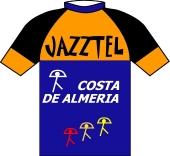 Jazztel - Costa de Almeria 2000 shirt