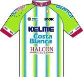Kelme - Costa Blanca 2000 shirt