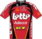 Lotto - Adecco 2000 shirt