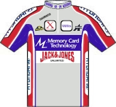 Memory Card - Jack & Jones 2000 shirt