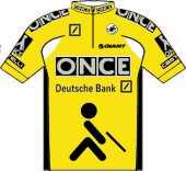 O.N.C.E. - Deutsche Bank 2000 shirt