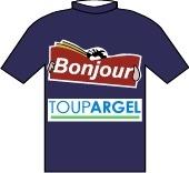 Bonjour - Toupargel 2000 shirt