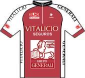 Vitalicio Seguros - Grupo Generali 2000 shirt