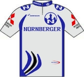 Team Nürnberger 2000 shirt