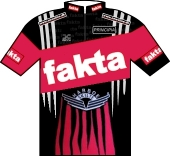 Team Fakta 2000 shirt