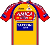 Amica Chips - Tacconi Sport 2000 shirt